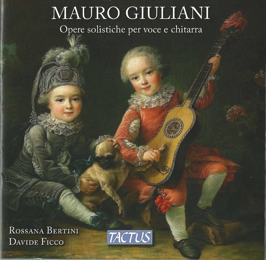 Mauro Giuliani - Opere solistiche e da camera